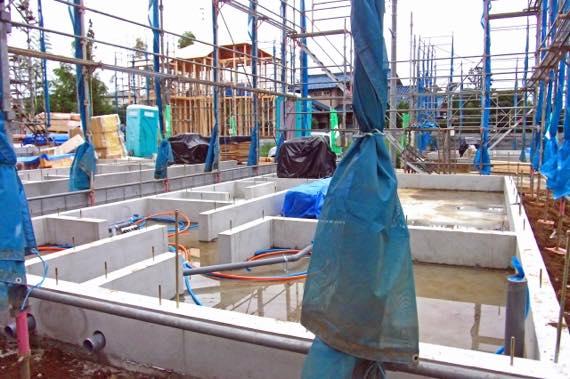 基礎工事が早い業者の仕事は欠陥住宅につながる